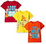 #6: Chhota Bheem Boys' T-Shirt (Pack of 3)