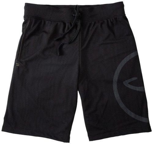 Zumba Fitness Herren Join The Team Mesh Shorts, Damen, schwarz, Large -