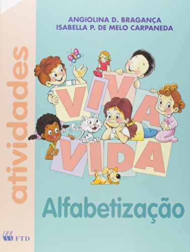 Viva Vida - Alfabetizacao (Atividades) (Em Portuguese do Brasil) Pdf - ePub - Audiolivre Telecharger