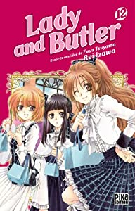 Lady and Butler Edition simple Tome 12