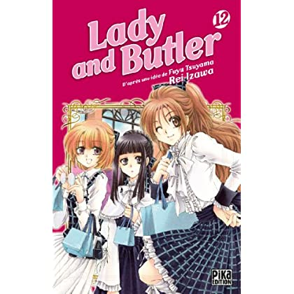 Lady and Butler Vol.12