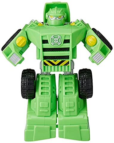 Transformers Rescue Bots - PLAYSKOOL HEROES TRANSFORMERS RESCUE BOTS BOULDER THE