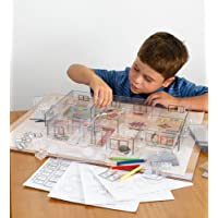 Young Architect 3-D Building Kit by Poof Slinky