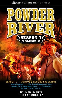 POWDER RIVER Season 7 Vol. 2 (English Edition) di [Robbins, Jerry]
