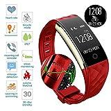 E07S【IP-68】impermeabile intelligente orologio smart watch bracelet