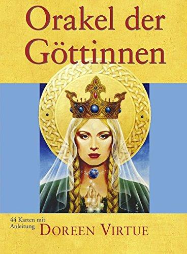 Orakel der Göttinnen: 44 Orakel-Karten und Anleitung