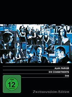 Die Commitments. Zweitausendeins Edition Film 266.