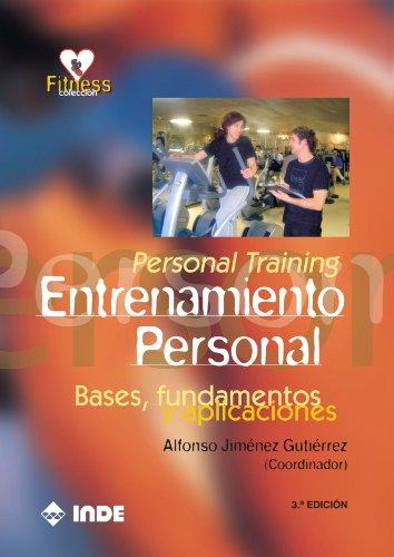 Portada del libro Personal Training. Entrenamiento Personal (Fitness)