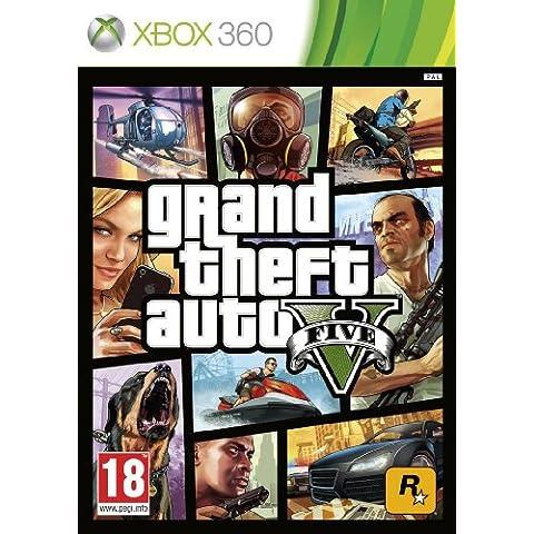 Grand Theft Auto V (GTA 5) [Importación italiana]