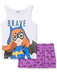 DC COMICS Girls Batgirl Short Sleeve T-Shirt
