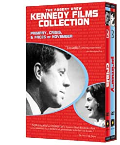 Robert Drew Kennedy Films Collection [DVD] [Region 1] [US Import] [NTSC]