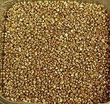Granulat metallic 2-3mm/ kleine Dekosteine 0,5 KG GOLD