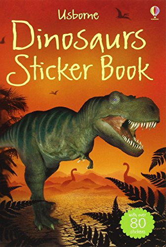 Dinosaurs (Spotters Sticker Guides)