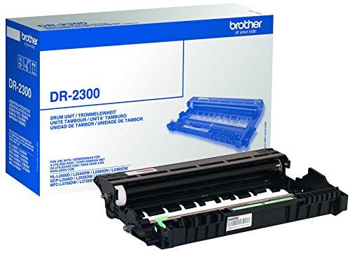 Preisvergleich Produktbild BROTHER DR-2300 Trommel schwarz Standardkapazität 12.000 Seiten 1er-Pack