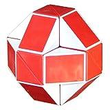 ShengShou Rubiks Snake Red/White