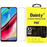 Dainty™ Tempered Glass Screen Guard Gorilla Protector for Samsung Galaxy M30 (Transparent)