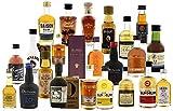 Rum Adventskalender Grün 1 Stück (24 x 0,05 Liter original Miniaturen)