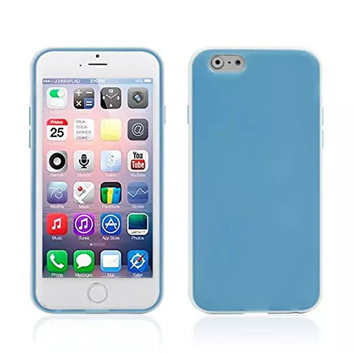 Monkey Cases® iPhone 6-4,7pouces Double TPU Case for iPhone 6-Bleu-Étui pour téléphone portable-Original-Neuf/emballage d'origine-Blue