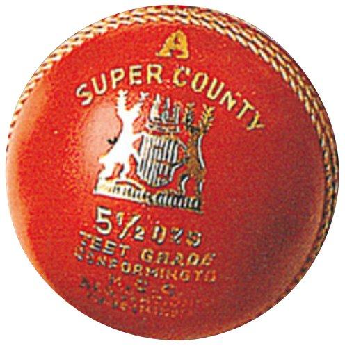 GM County Star Balle de cricket Senior