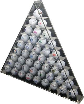 Longridge Pyramid Perspex Expositor