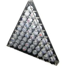Longridge Perspex Showcase pour balles de golf (peut contenir 45 balles de golf)