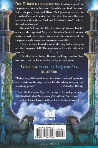 Blightborn (The Heartland Trilogy)