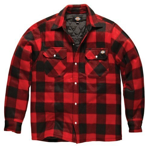 Dickies -  Camicia Casual  - Uomo rosso X-Large