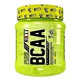 Pure Bcaa 811 solubili gusto limone 300g Aminoacidi ramificati formula 8:1:1 3XL con l'aminoacido Leucina potenziato