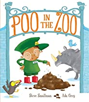 Poo in the Zoo (English Edition)