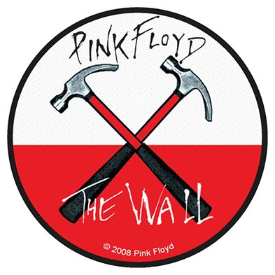 Pink Floyd–Hammers [Patch/badges] [sp2326]