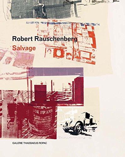 Kostüm Kunst Galerie - Robert Rauschenberg: Salvage