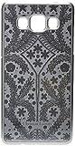 Christian Lacroix CLPSCOVA5S Coque pour Samsung Galaxy A5 Motif Paseo Argent