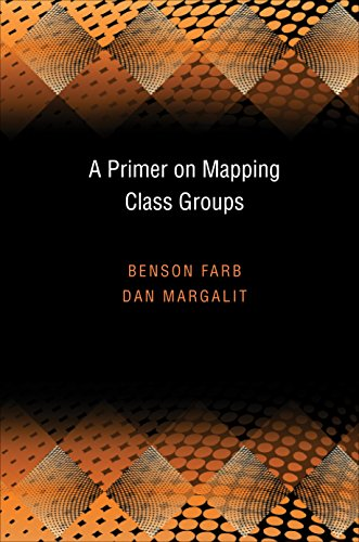 A Primer on Mapping Class Groups (PMS-49) (Princeton Mathematical Series) (English Edition)
