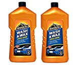 Best Alloy Wheel Cleaners - Armor All Armorall Wash and Wax, 1000ml (AAWW1000X2PK) Review