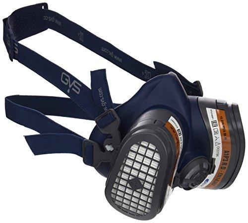 Elipse SPR503 Disolventes y Pintura A1P3 Mitad Máscara Mascarilla con