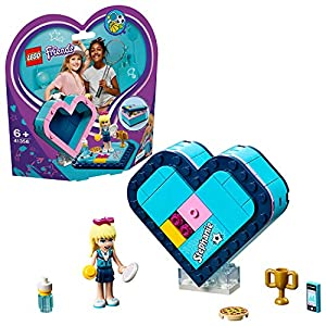 LEGO- Friends Scatola del Cuore di Stephanie, Multicolore, 41356  LEGO