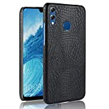 fitmore Huawei Honor 8X Cover TPU Skin Protector Protective Phone Hülle Cover Compatible with Huawei Honor 8X (Black)
