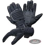 PROANTI 500770XL, Motorradhandschuhe PROANTI Regen Winter Motorrad Handschuhe (Gr. XL, schwarz)