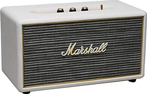 Marshall Stanmore Wireless Stereo Speaker - Marshall Stanmore Wireless Stereo Speaker - Cream