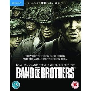 Band Of Brothers (6 Blu-Ray) [Edizione: Regno Unito] [Edizione: Regno Unito]