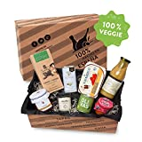 Feinkost-Präsentkorb Veggie-Box Spanien Vegetarisch