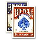 2 nuovi mazzi di carte e sigillato in bicicletta gioco...