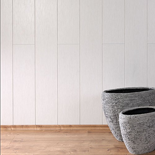 Avanti Wandpaneel und Deckenpaneel Allure Weiss 1300 x 203 x 10 mm