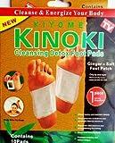 Kinoki Detox Foot Cleansing Pads Set Of ...