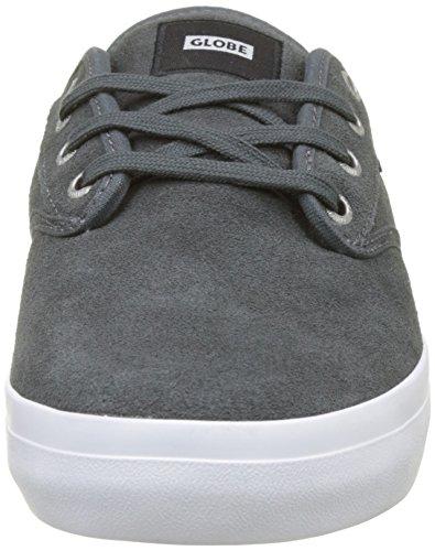 Globe Motley, Sneaker Uomo Grigio (Dark Shadow)