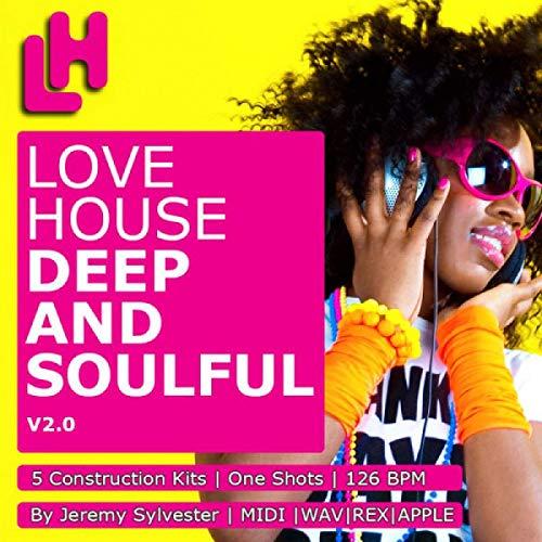 Love House - Deep n Soulful V2 - Download 5 construction kits, WAV, REX2, APPLE LOOPS & MIDI   Download - Tool House Kit