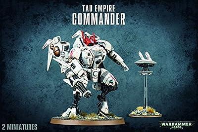 Jeux Atelier 99120113060Tau Empire Commander Plastique kit