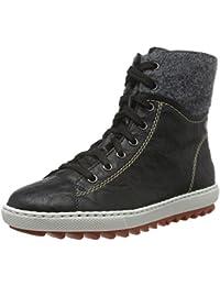 Rieker Damen Y8442 Hohe Sneakers