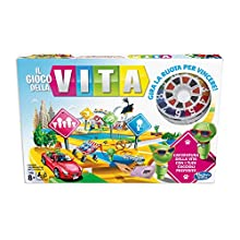 Hasbro Games – The Game of Life Game in Box