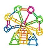 TianranRT (90pc) Bauen Erstellen Spielplatz Assorted Enginnering Heimwerken Haus Für Baby Affe